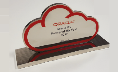ATCORE wins Oracle ISV Partner of the Year Award