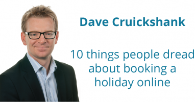 10 things people dread when booking a holiday online